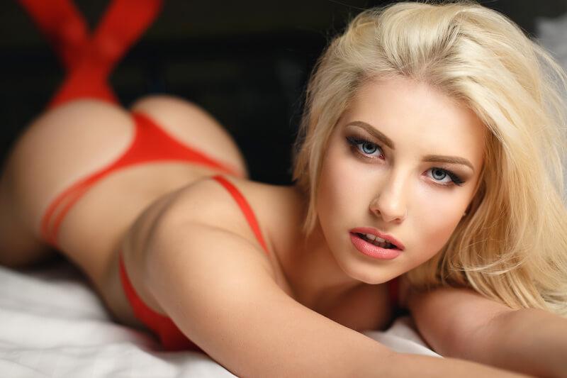 セクシーな女性